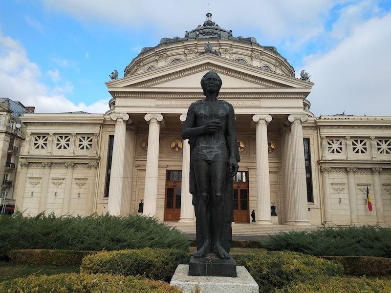 monumentos imprescindibles de Bucarest