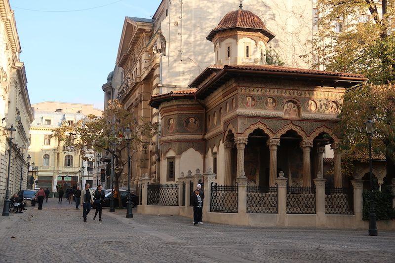 los sitios imprescindibles de Bucarest