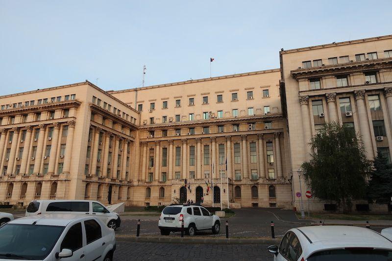 edificios imprescindibles de Bucarest