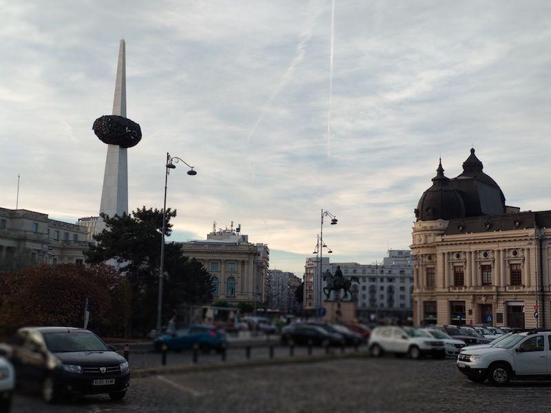 plazas imprescindibles de Bucarest