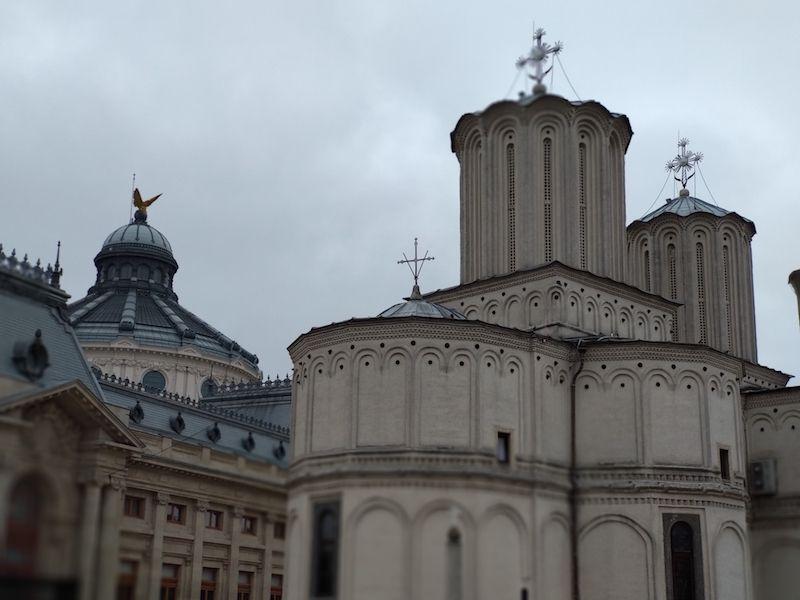 imprescindibles de Bucarest en otoño