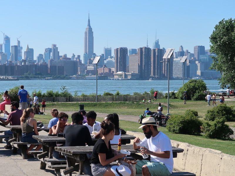 Vistas de Nueva York alternativas
