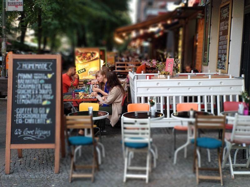 GuestToGuest en Berlín en Friedrichshain