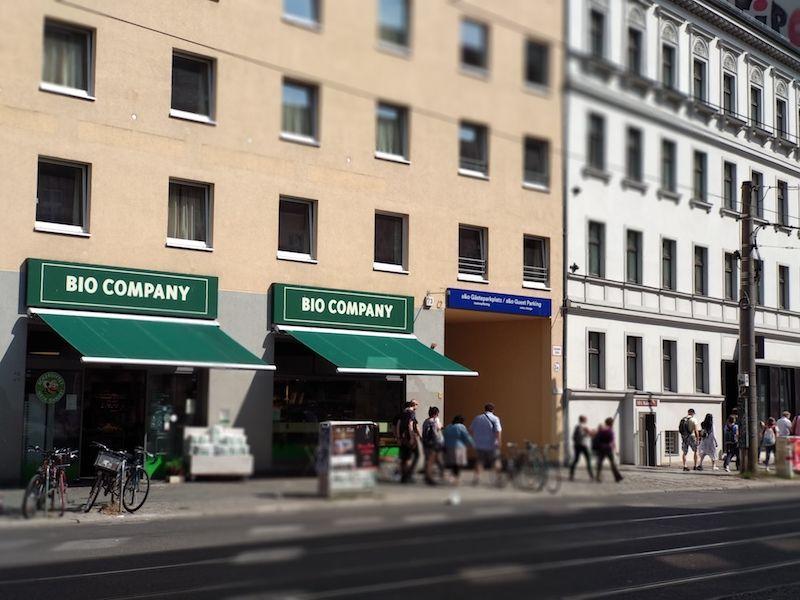 dónde encontrar GuestToGuest en Berlín