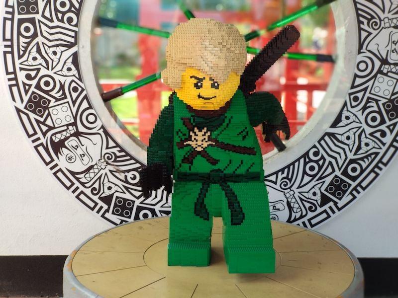 Atracciones Legoland Billund