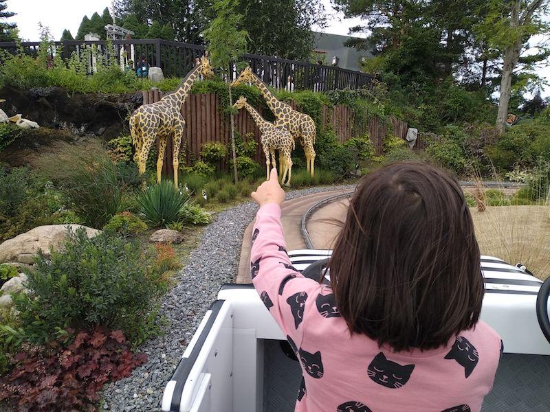 Atracciones infantiles Legoland Billund
