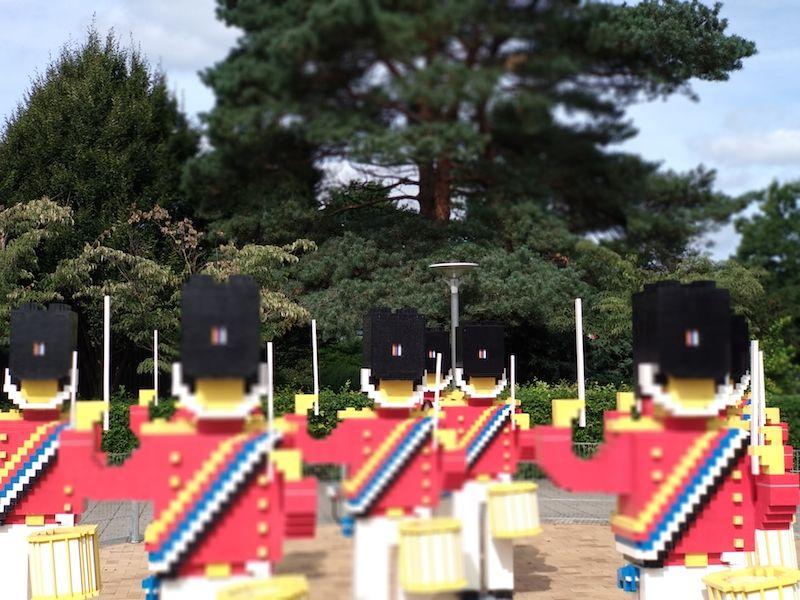 Legoland Billund parque de atracciones en Dinamarca