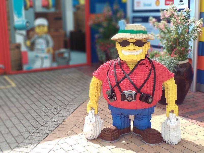 Dónde dormir en Legoland Billund