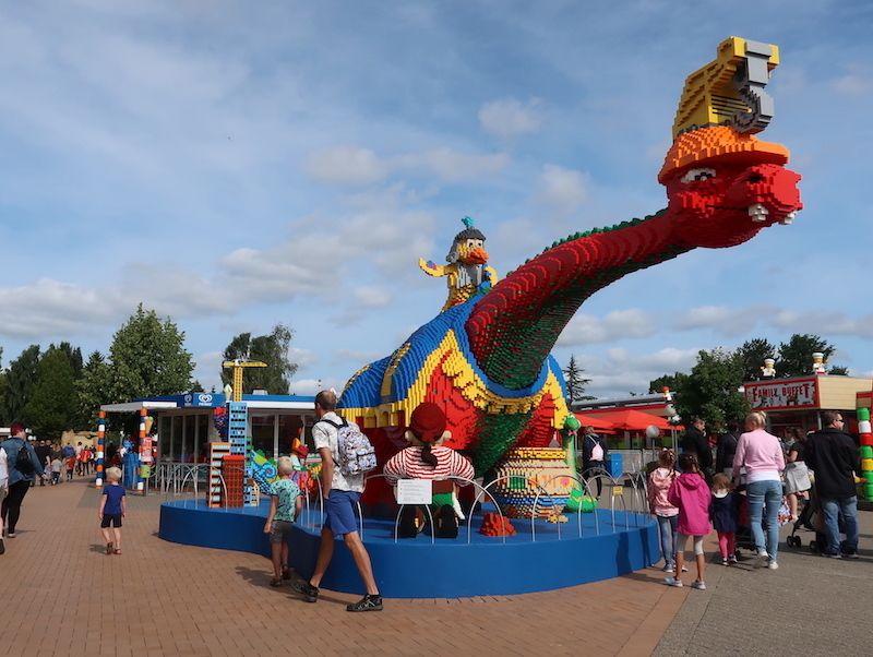 Horarios Legoland Billund