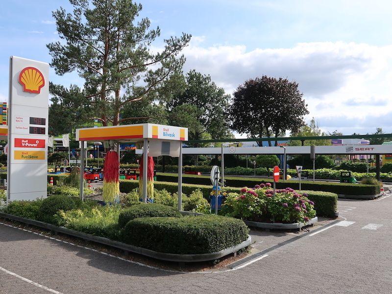 Legoland Billund parque temático en Dinamarca