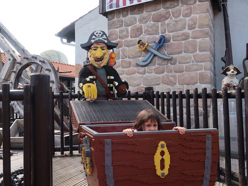 un día en Legoland Billund