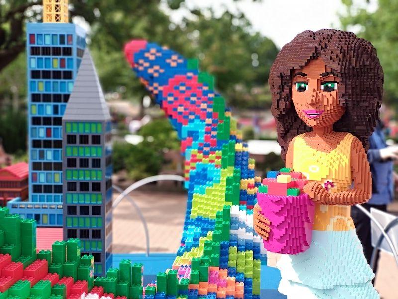 Dónd está Legoland Billund