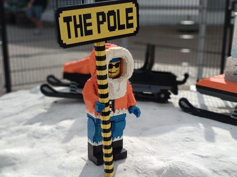 Cómo llegar a Legoland Billund