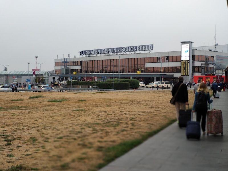 cómo llegar al aeropuerto de Berlín Schönefeld