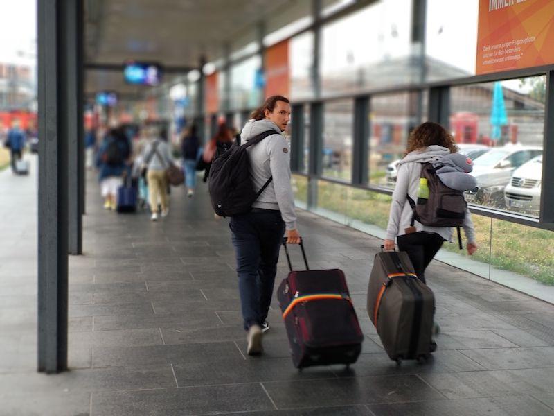 aeropuerto de Berlín schoenefeld terminales