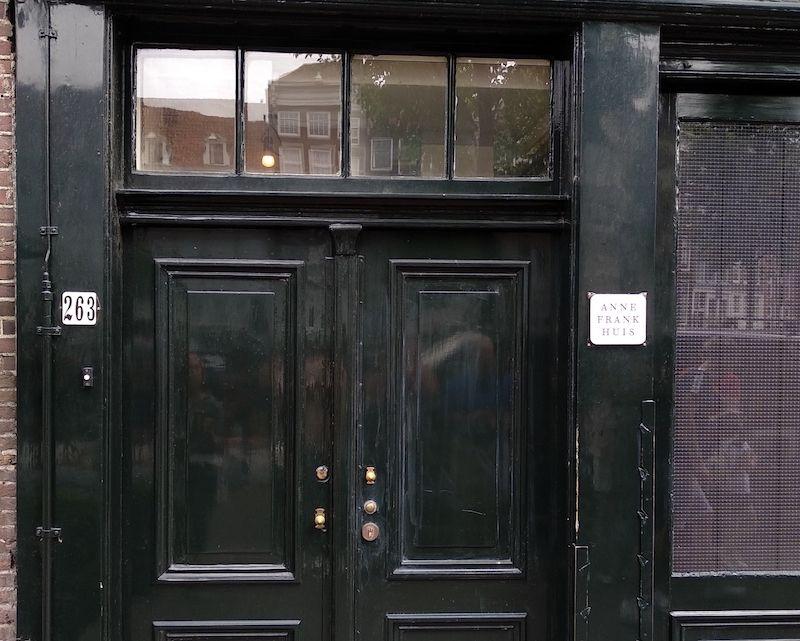 Entradas para Visitar la Casa de Anna Frank