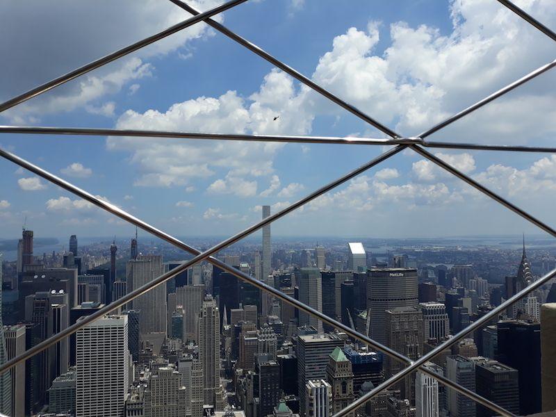 Los rascacielos Imprescindibles de Nueva York de día