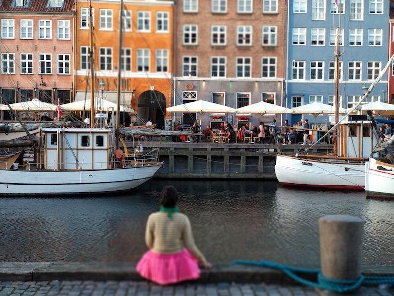 Viajar a Copenhague sola