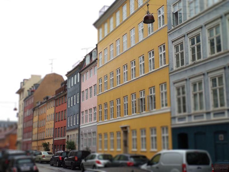 Viajar a Copenhague es caro