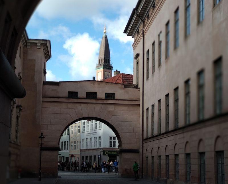 Viajar a Copenhague en otoño