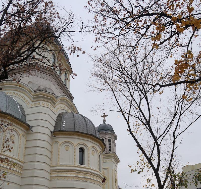 Excursiones en Bucarest para ver iglesias