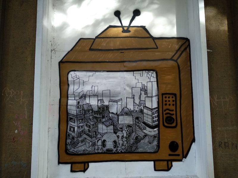 Excursiones en Bucarest por le mejor street art