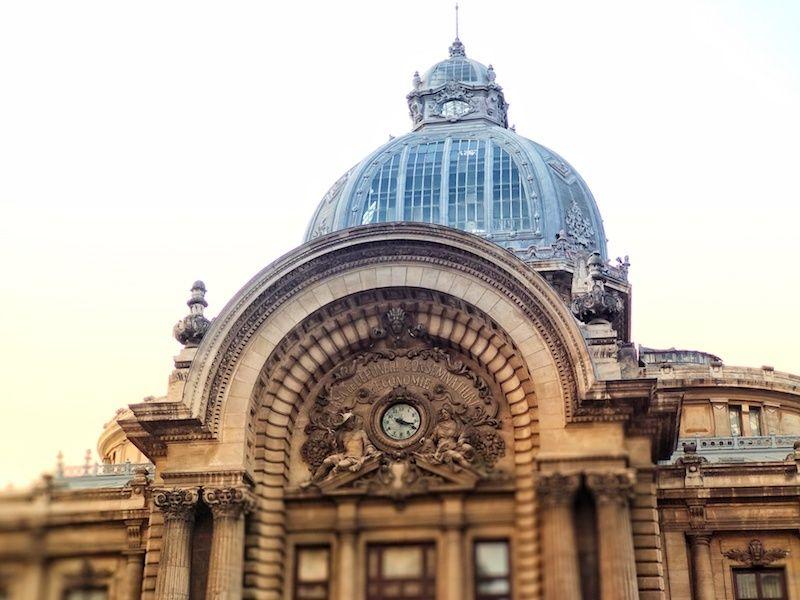 Excursiones en Bucarest por el downtown