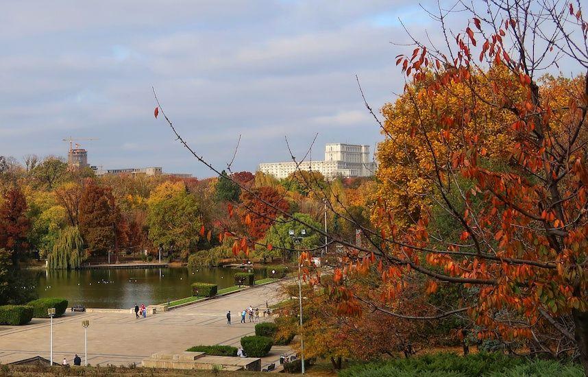 Excursiones en Bucarest en otoño