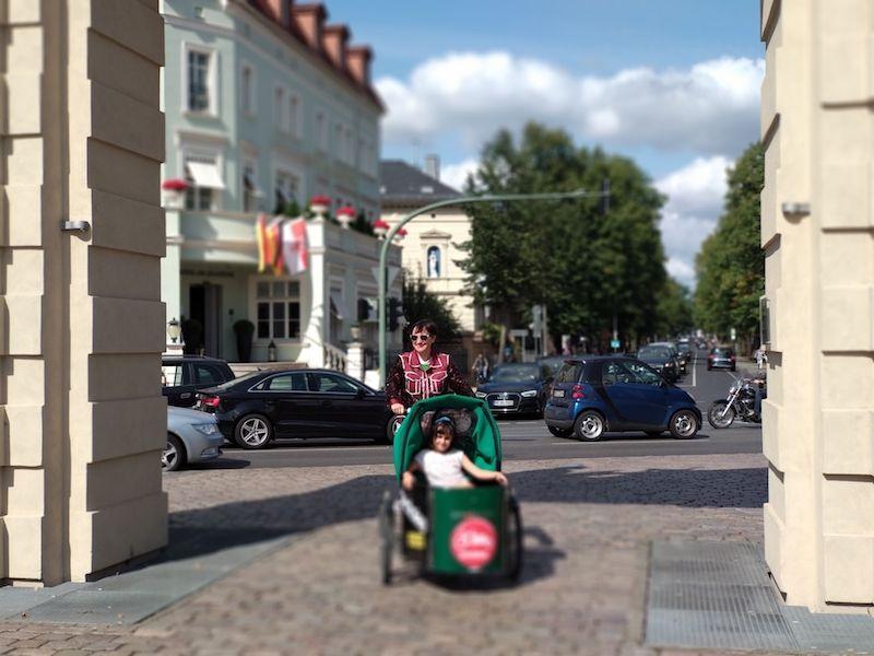 Postdam desde Berlín a dos ruedas