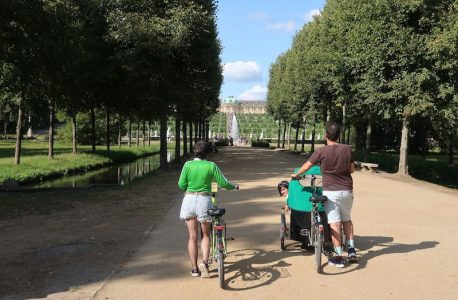 Postdam desde Berlín en bicicleta