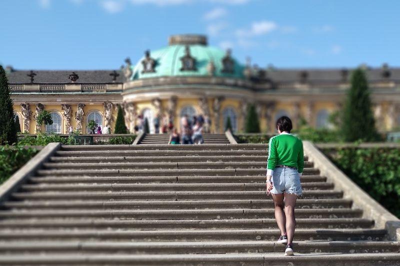 Postdam desde Berlín por tu cuenta