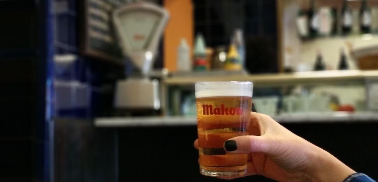 de tapas y cañas por Madrid