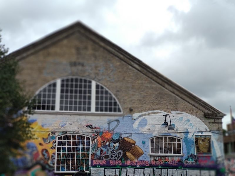 visitar Christiania por libre