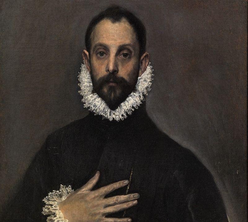 Cuadros del Greco en el Museo del Prado