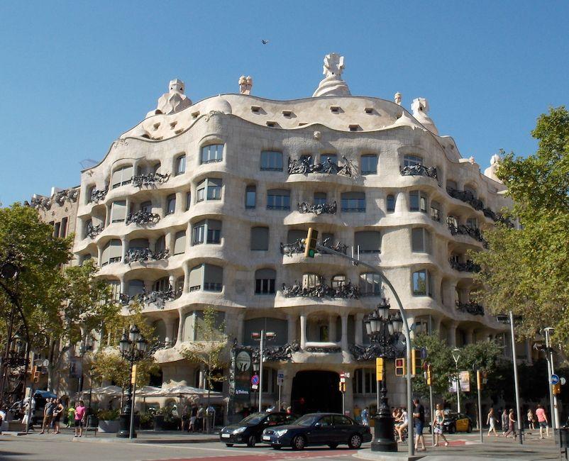 Imprescindibles en el centro de Barcelona