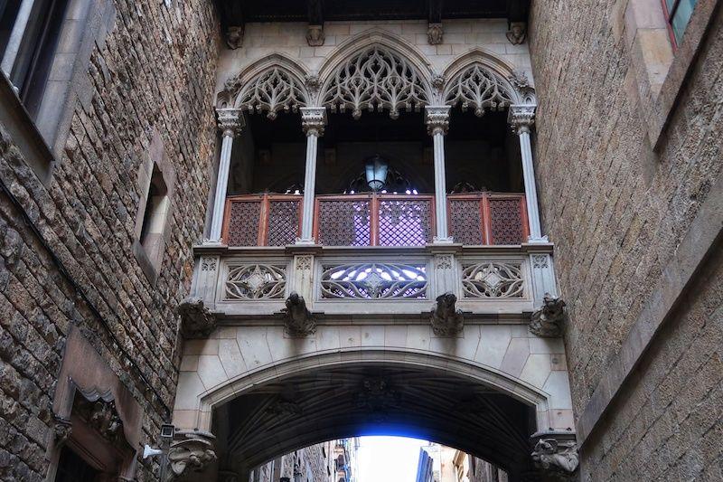 Imprescindibles en Barcelona en el barrio gótico