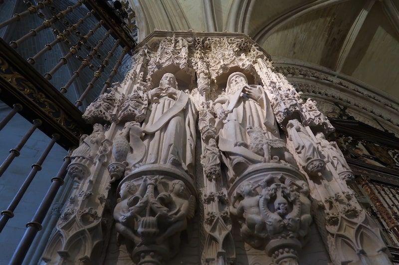 visitar el interior de la catedral de burgos en 2 horas