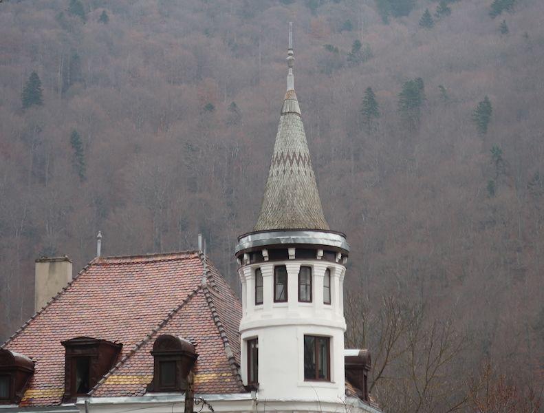 24 horas en Sinaia Romania