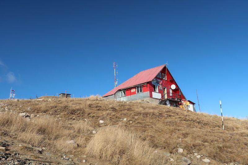 Estación de esquí en Sinaia
