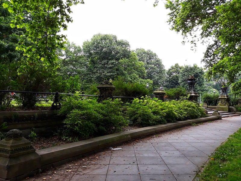 los mejores parques en Brooklyn