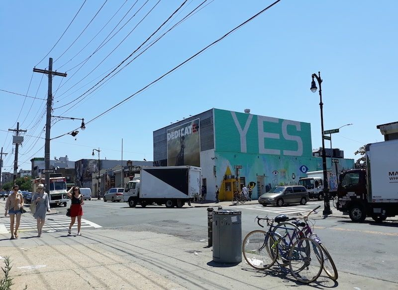 los mejores grafitis de brooklyn