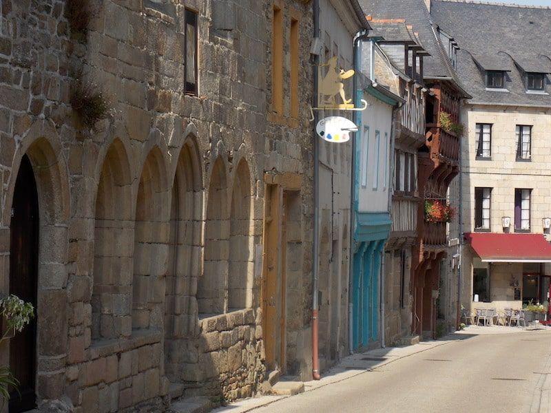 Ruta por Bretaña para ver casas medievales