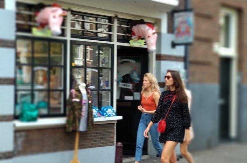 planes en Ámsterdam para el domingo