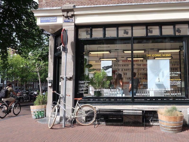 planes en Ámsterdam en las 9 calles