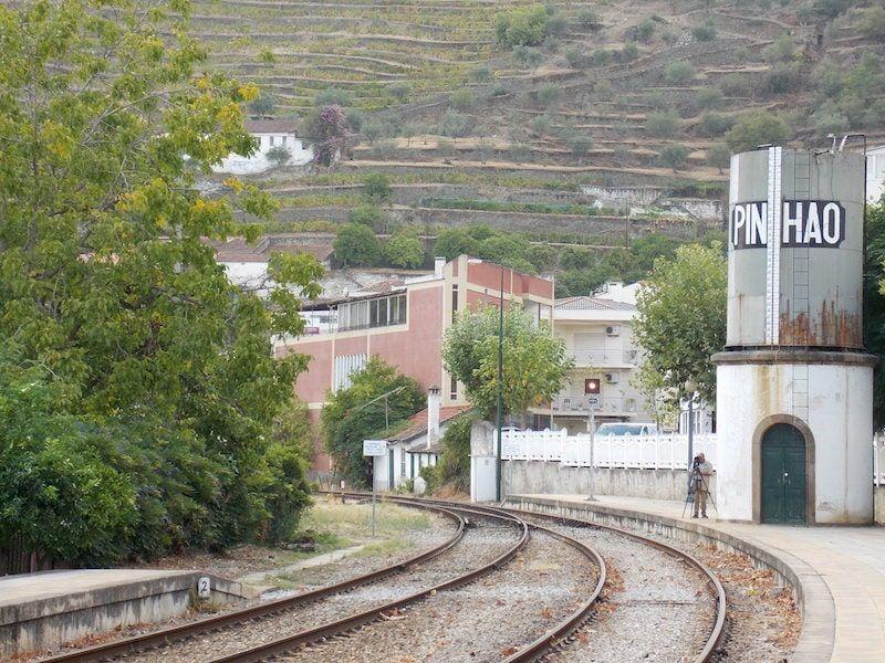 tren pinhao valle del douro