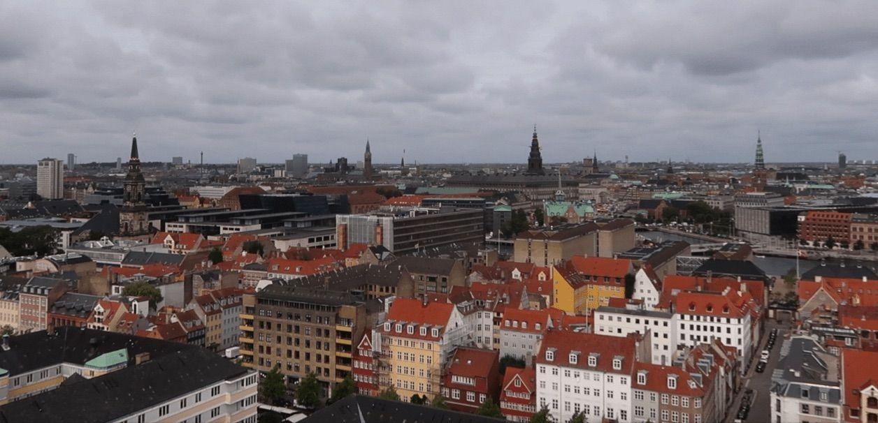 las mejores vistas de Copenhague
