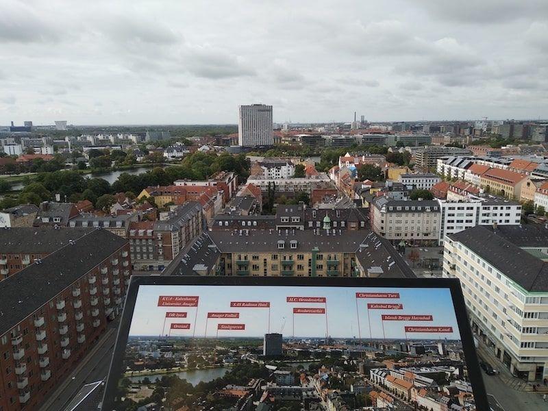 miradores de Copenhague
