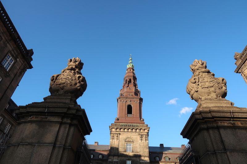 Vistas de Copenhague gratis