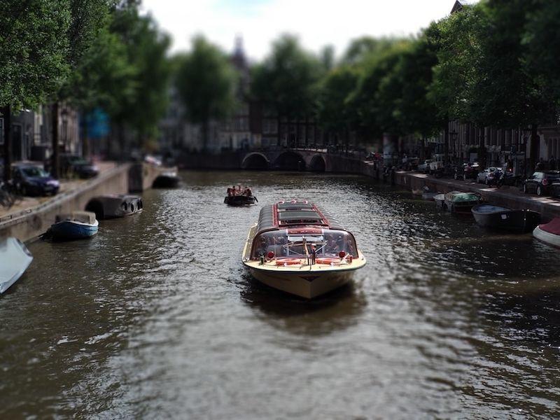 qué ver en Ámsterdam en 1 día