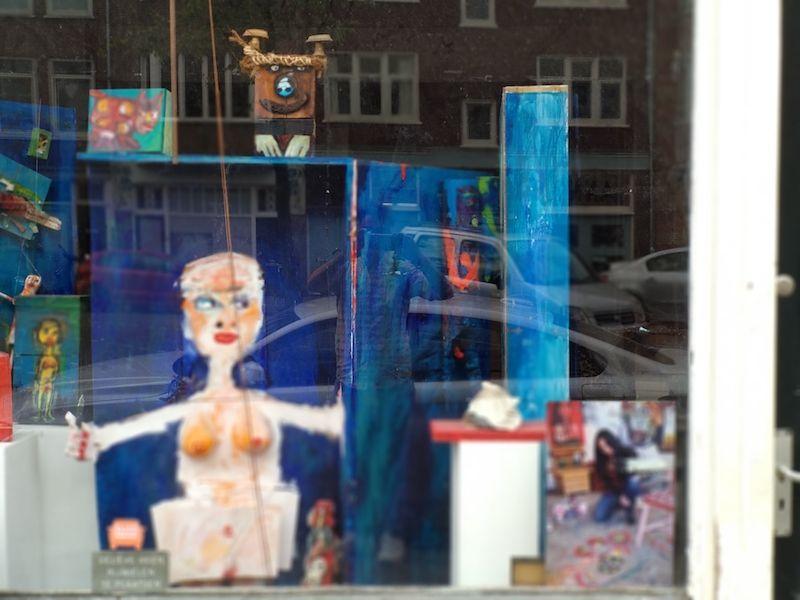 compras originales en Ámsterdam